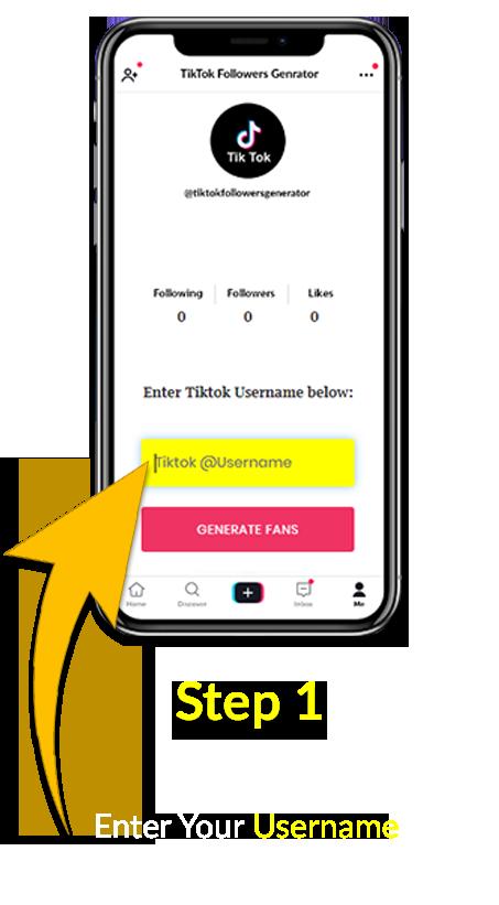 Free Tiktok Followers Fans Free Tiktok Followers Generator Get Free Fans And Followers Instantly