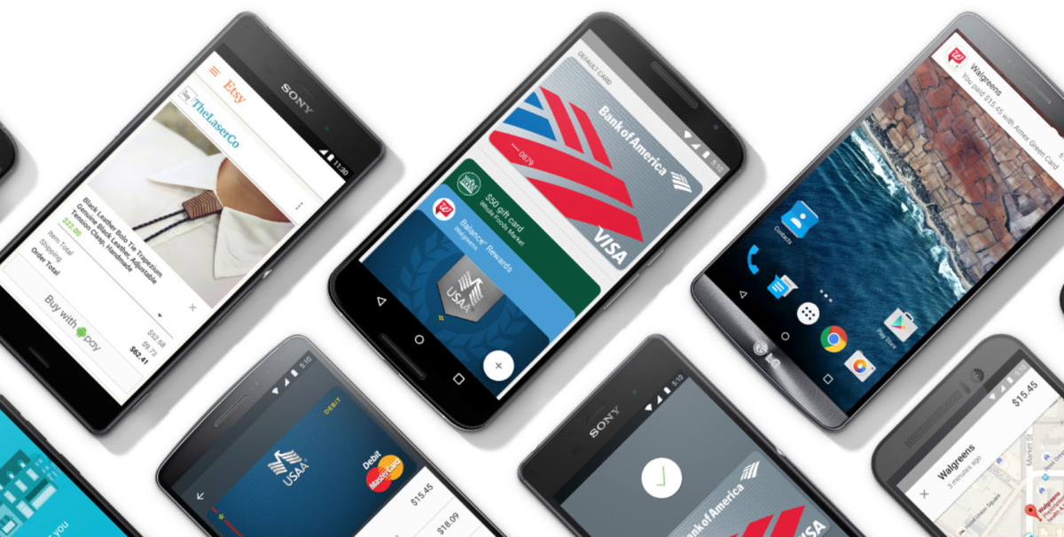 Android Pay gains promised Citibank support Android pay