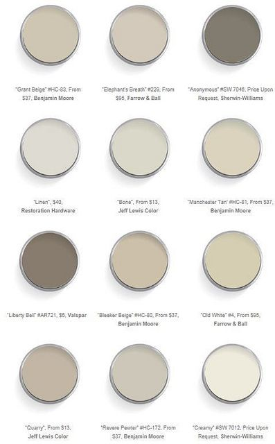 Interior Designers Call These The Best Neutral Paint Colors Neutral Paint Neutral Paint