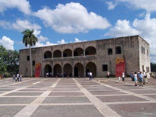 House Of Christopher Columbus; Santo Domingo, Dominican