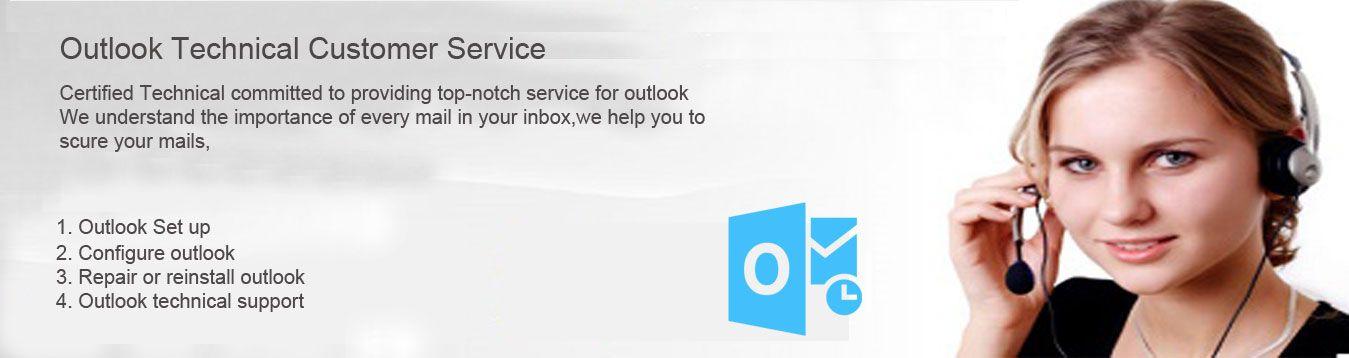 Outlook customer service online customer care number