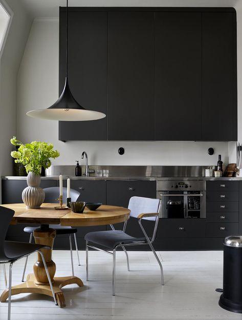 14 vackra Ikea-kök ur verkliga livet – inspireras av andras snygga hem #compactliving