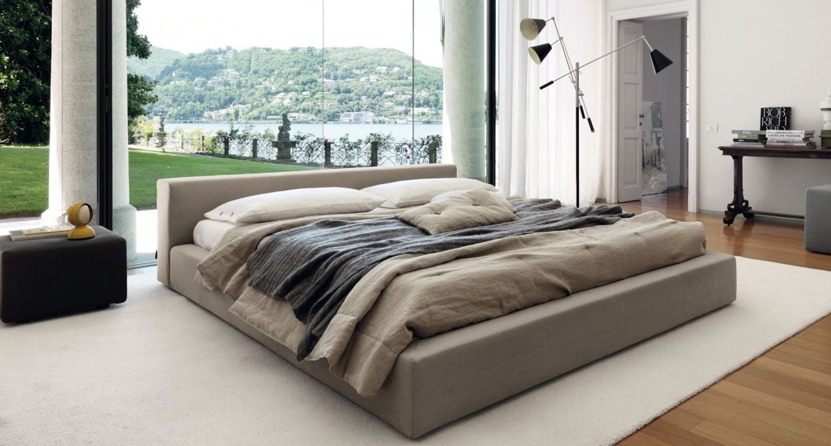 Photo 1 Low Bed Headboards For Beds Stylish Bedroom
