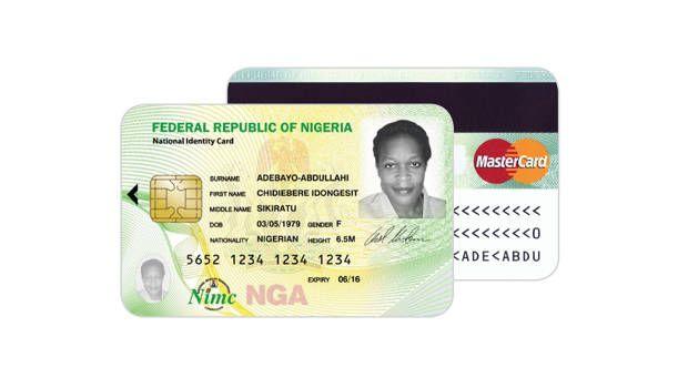 Nigeria's Futuristic National ID Cards Are Also Debit Cards
