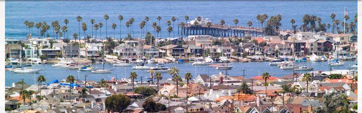 Balboa Island Newport Beach Enjoy Waterfront Restaurants Charming S Festivals And Splendid Ocean Sunsets From Picturesque Ss