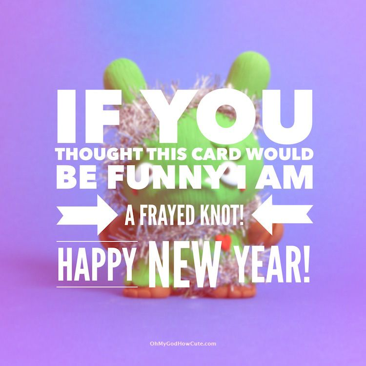 12 funny New Year wishes cards New year wishes cards