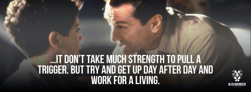 A Bronx Tale Quotes Delectable A Bronx Tale Robert De Niro My Favorite Movies Pinterest