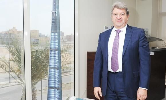 Apartment Sales At Jeddah Kingdom Tower Likely To Start This Year Jeddah Residential Apartments Tower