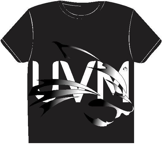Playera UVM negra
