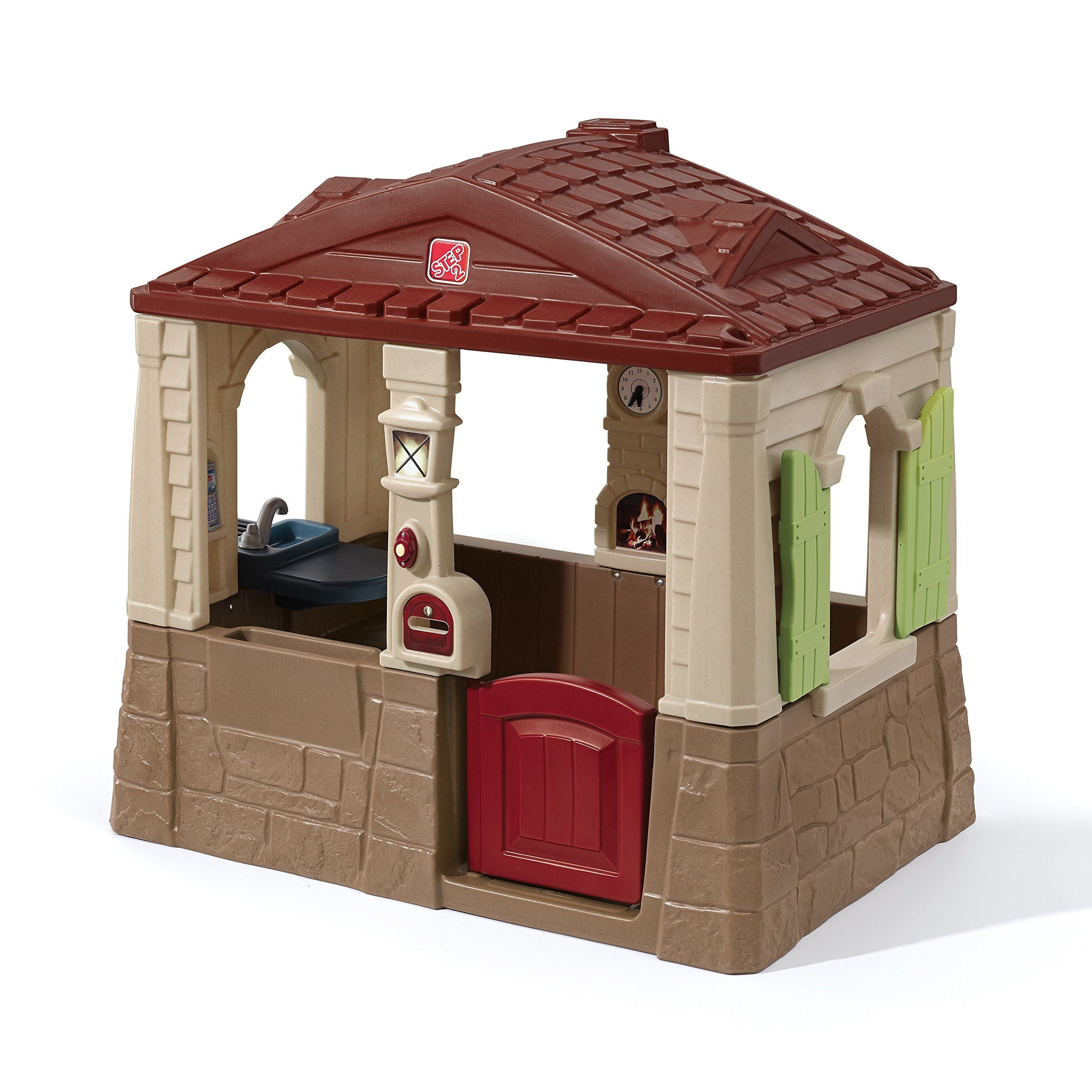 Playhouses That Will Make Little Kids Feels Like Grown Ups Play