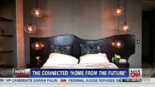 Tältä näyttää tulevaisuuden koti