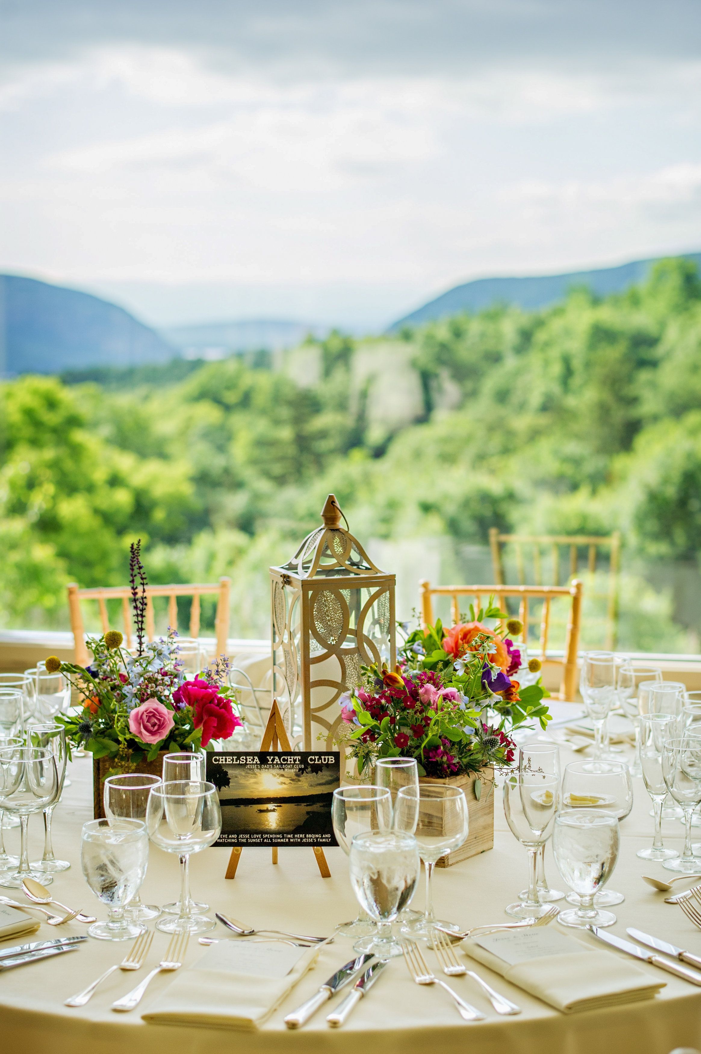 Jesse and Steve's wedding at The Garrison. Photo taken by