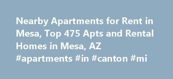 Nearby Apartments for Rent in Mesa, Top 475 Apts and Rental Homes in - apartment rental contract sample
