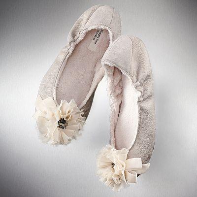 Cute slippers, Vera, Simply vera wang