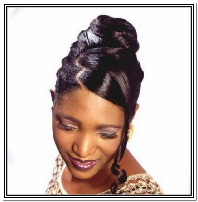 African American Updo Hairstyles For Weddingsg 684698 Head