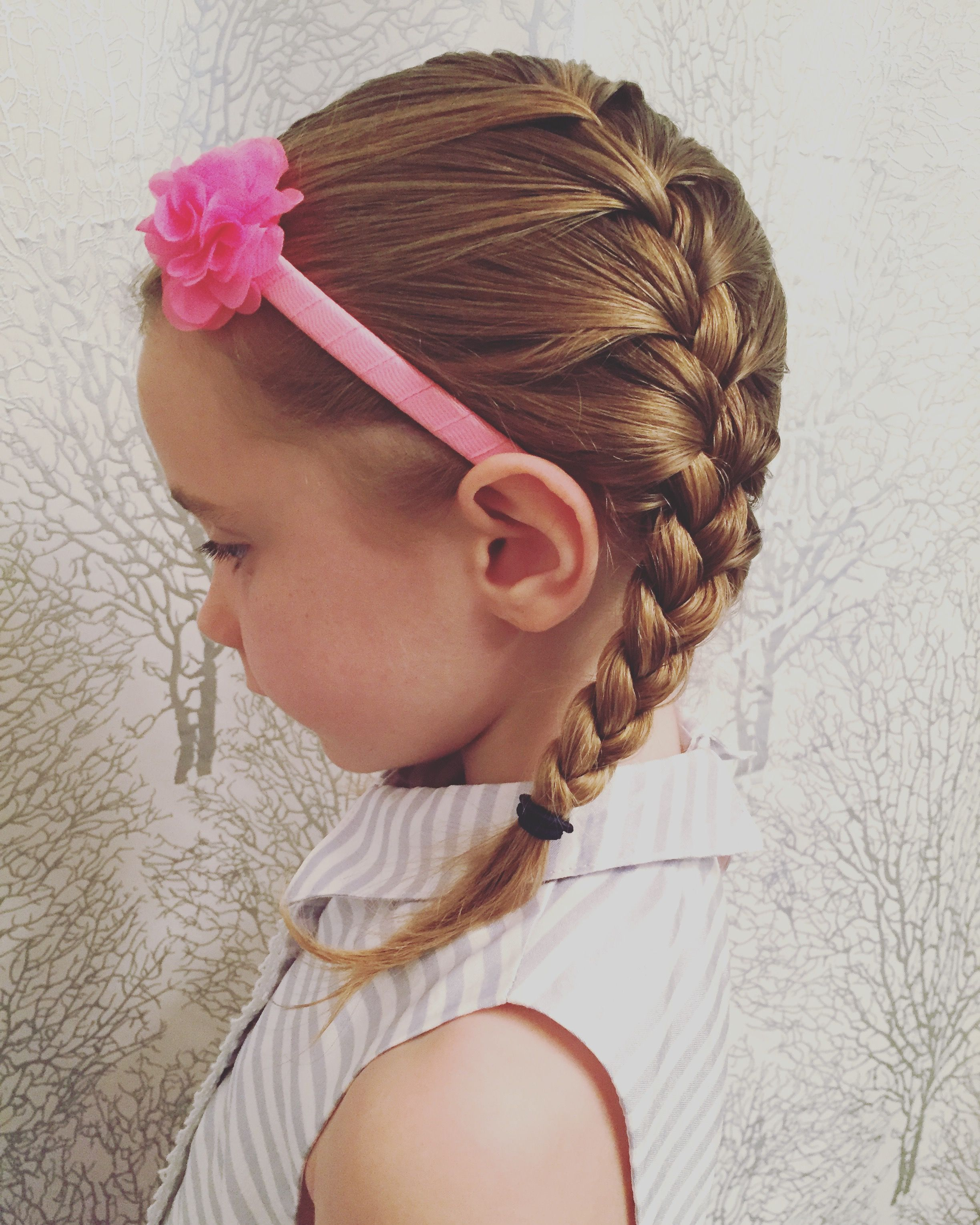 Hairstyles for kids first day of school look kiddos pinterest