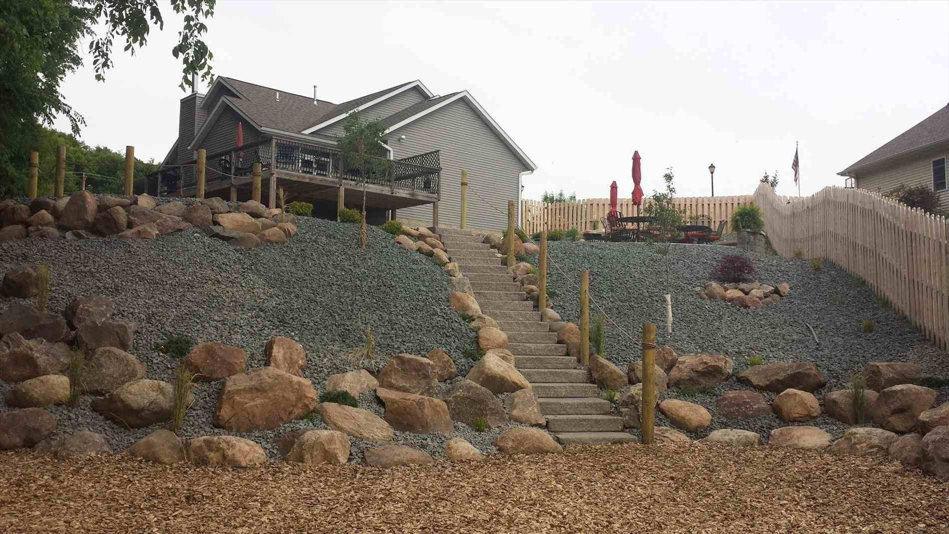 Steep Hillside Landscaping Ideas Steep Hillside Landscaping Hillside Landscaping Steep Hill Landscaping