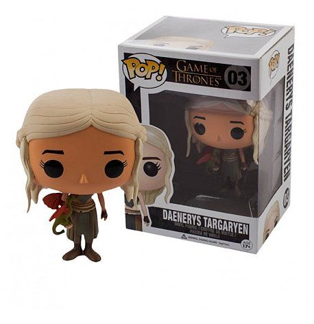 Daenerys Targaryen Figure  Game of Thrones  Gift