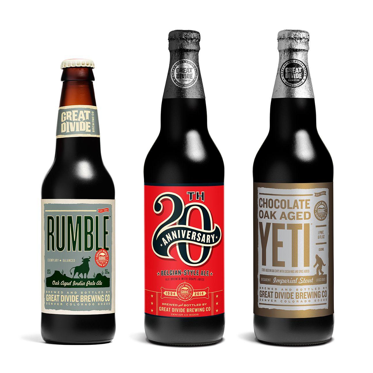 Great Divide Brewing Co Cerveja