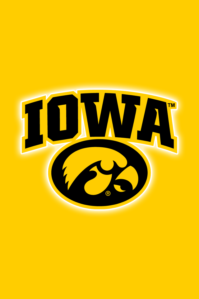 Get A Set Of 18 Officially Ncaa Licensed Iowa Hawkeyes Iphone Wallpapers Sized Precisely For Any Model Of Iphon Iowa Hawkeye Football Hawkeyes Hawkeye Football