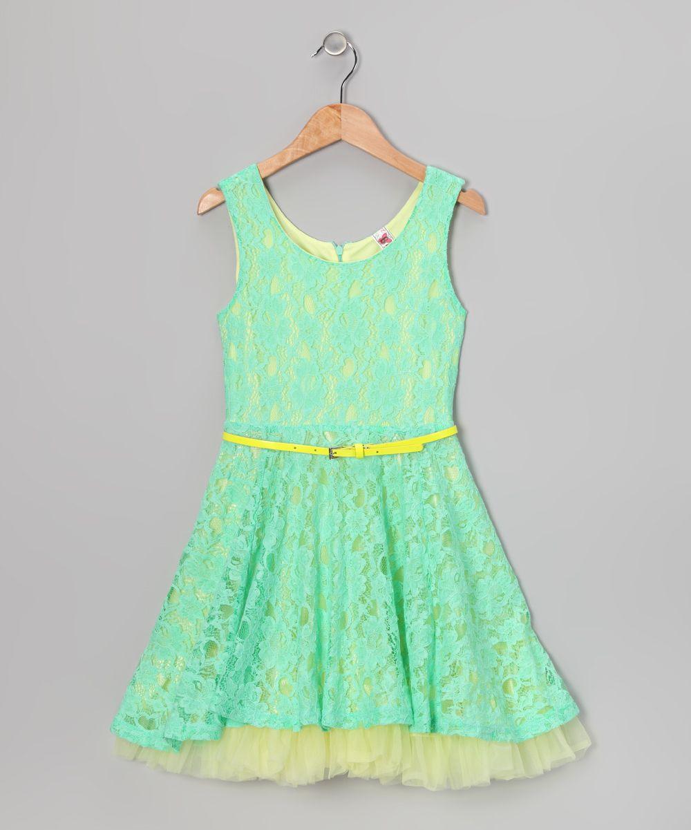 Beautees - Gumdrop Lace Dress