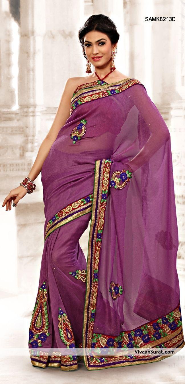 f31067c9cb3ac5 Resham And Embrodried Fabrics Mowe Color jute Silk saree