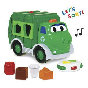 My First RC Recycling Truck - Toys, Games, Electronics & Crafts – Educational, Imaginative & Fun