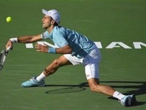 Djokovic se baja del Abierto de Miami por dolencia en el codo