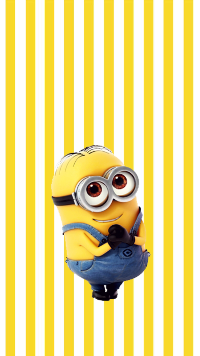 Обои iPhone wallpaper minions … Pinteres…