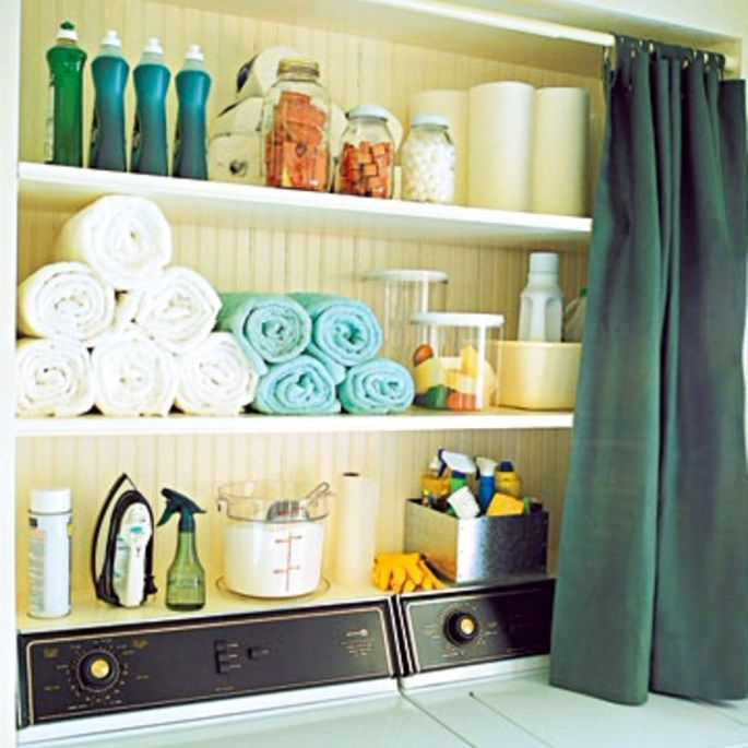 valuable inspiration laundry organization. Storage Hacks  How To Organize a Small House With NO Space Laundry room organization rooms and Room ideas