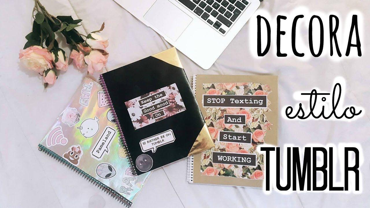 Ideas De MÁrgenes Para Decorar Cuadernos Y Libretas: Como Decorar Tus Cuadernos