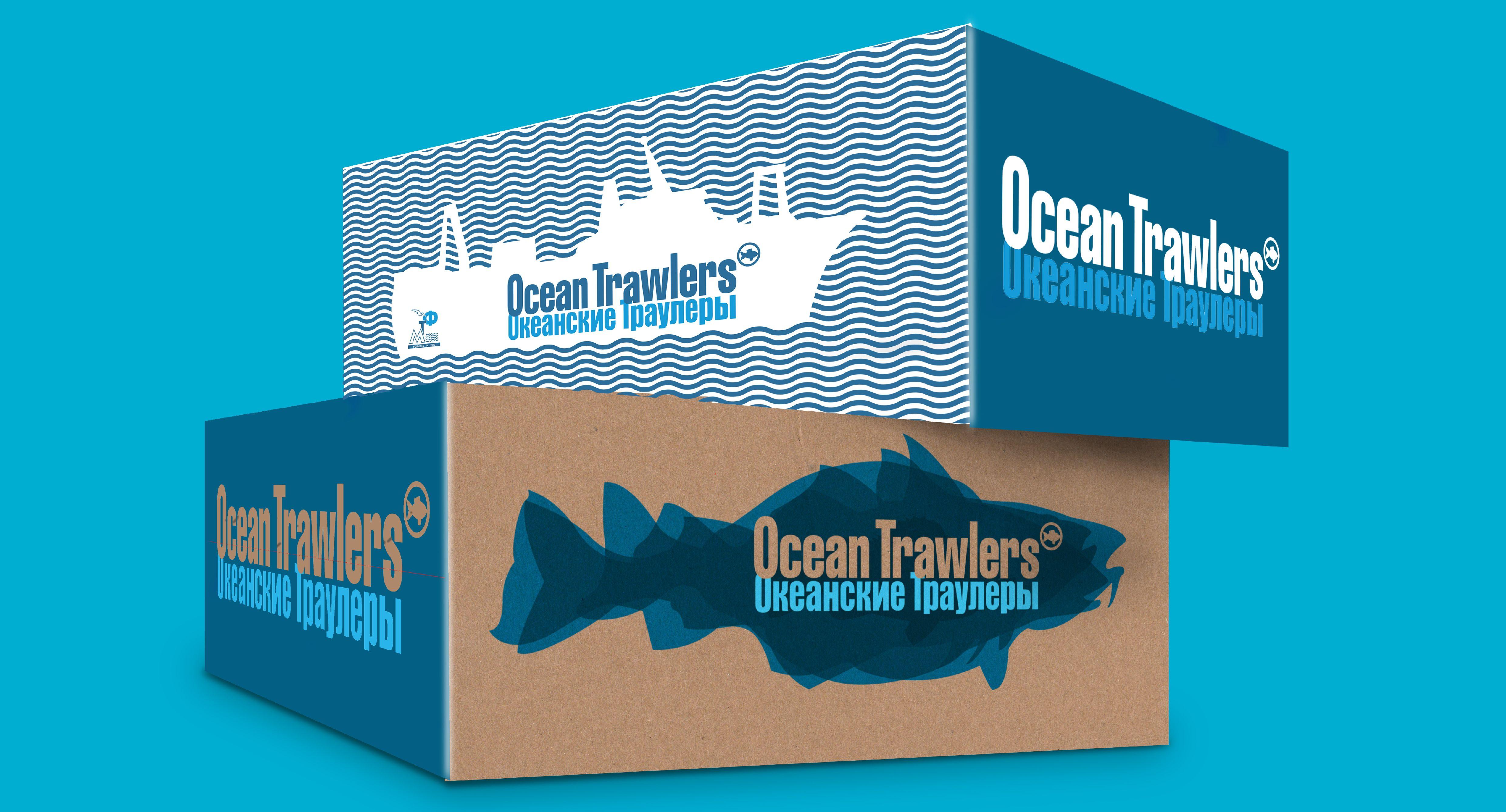 Ocean Trawlers #packagingdesign by Carter Wong design
