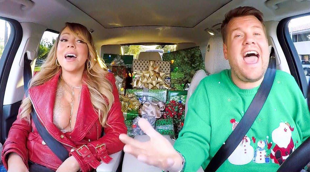 A gift to you the 2016 carpool karaoke stars sing all i