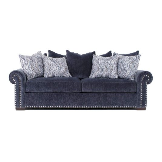 Strange Windsor Blue Sofa Sleeper In 2019 Fabric Sofa Furniture Gmtry Best Dining Table And Chair Ideas Images Gmtryco