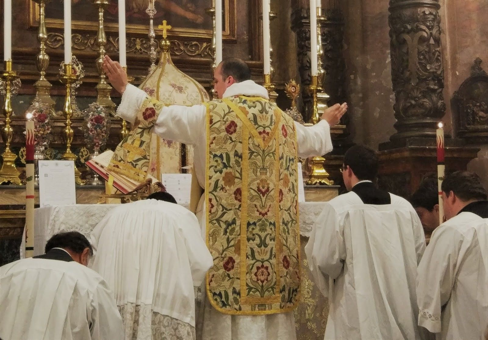 Dominican Rite | Latin mass, Catholic church, Catholic