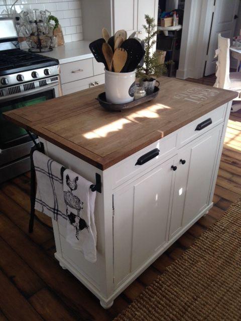 Détournement mobilier | Deco projet | Pinterest | Islas de cocina ...