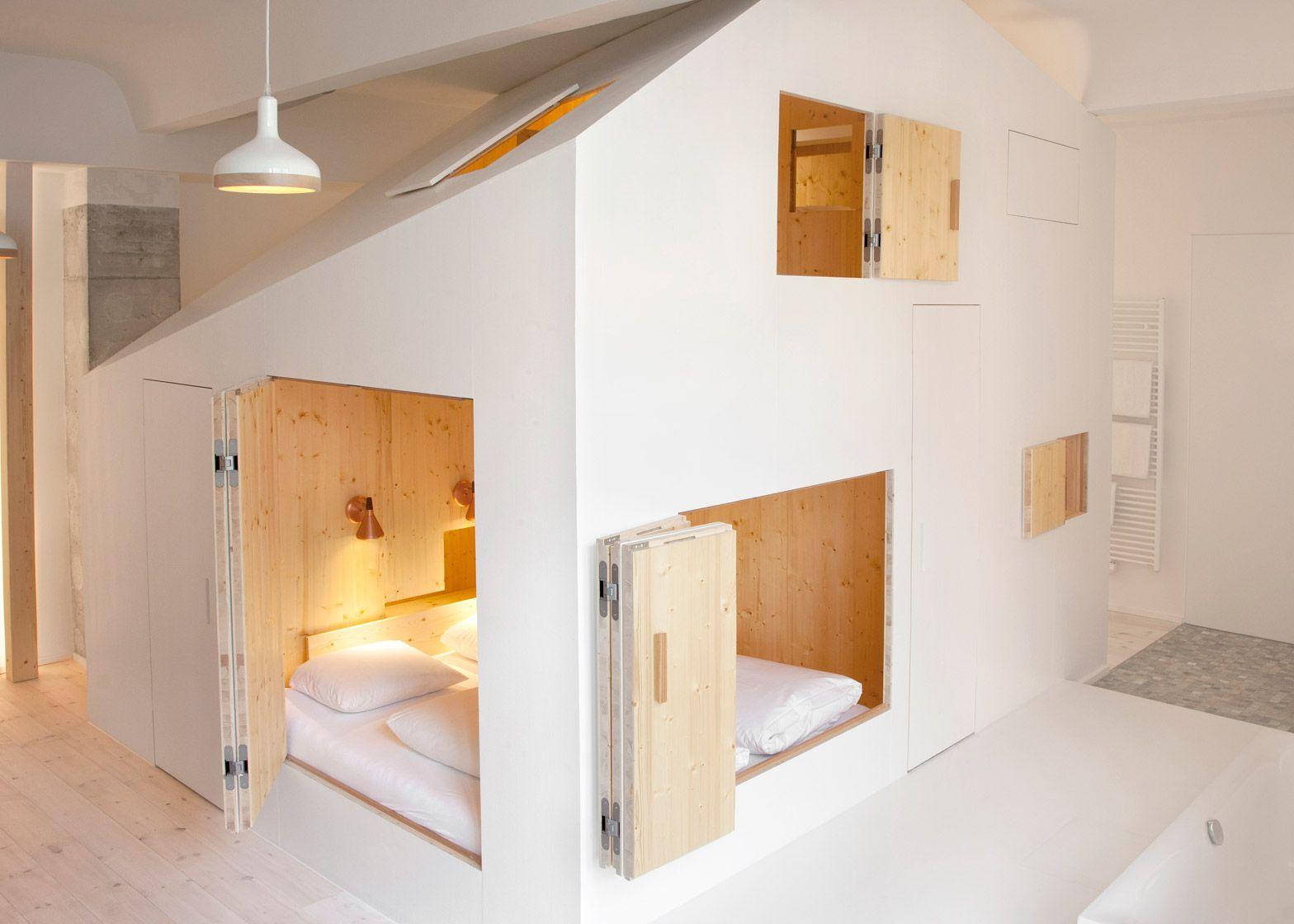 The Gardenhouse | Berlin hotel, Saunas and Danish
