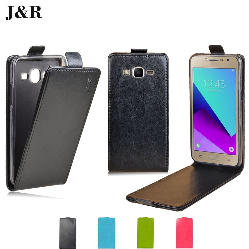 Leather Case For Samsung Galaxy J2 Prime SM-G532 Leather Flip Case For Samsung  J2 Prime 5.0