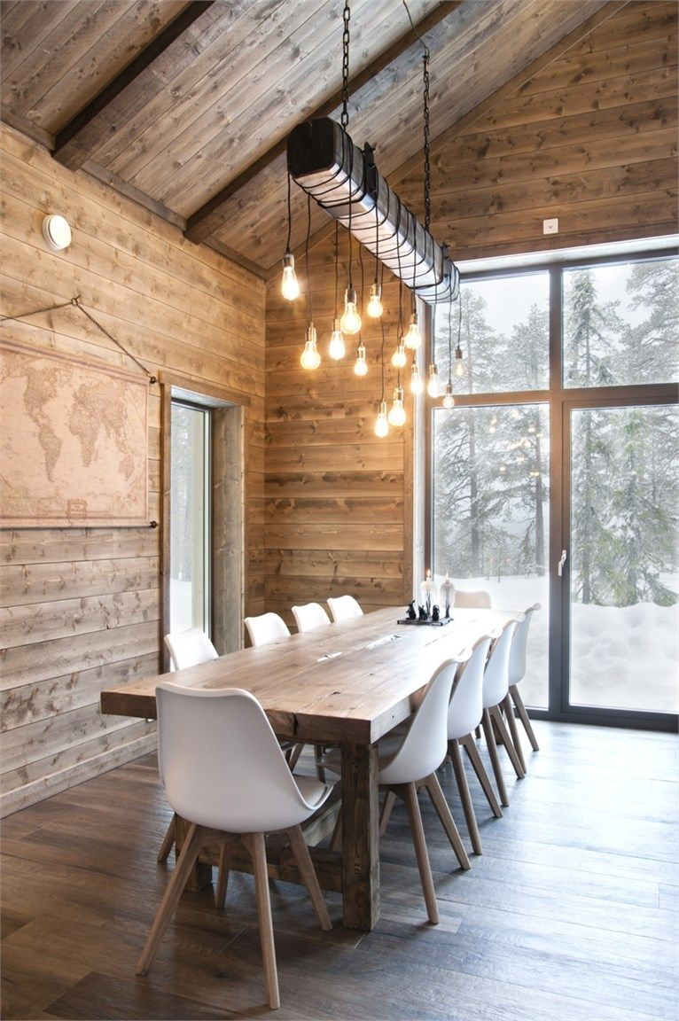 un chalet la montagne en su de home pinterest decoration montagne chalet montagne et. Black Bedroom Furniture Sets. Home Design Ideas