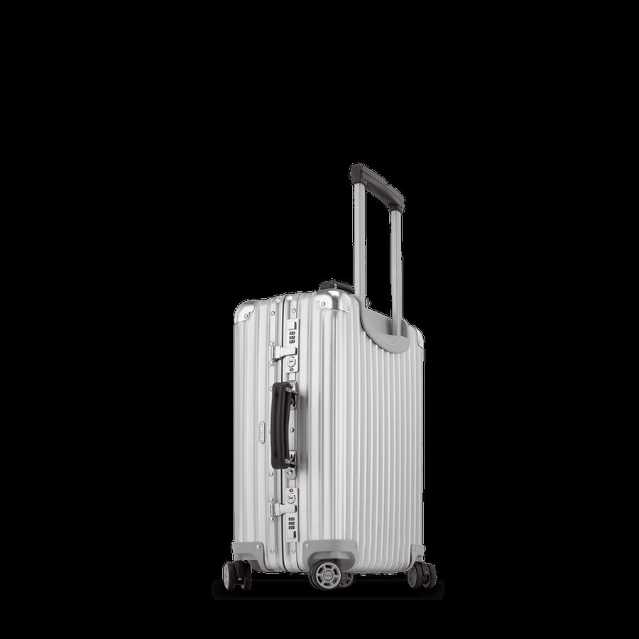 Rimowa Classic Flight Cabin Multiwheel 35 0l Silver Carry On Luggage Rimowa Carry On Luggage Luggage