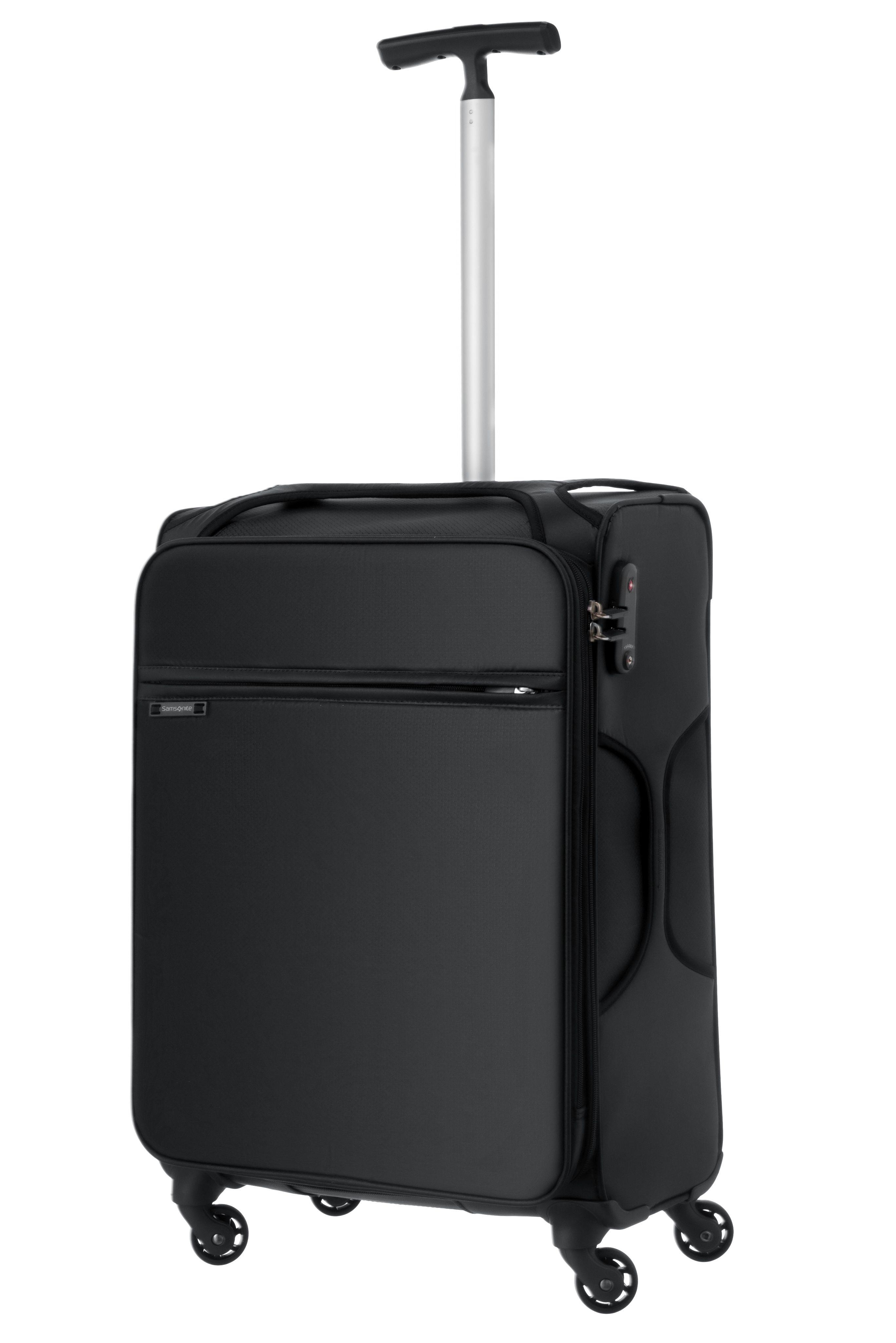 Monotrax Black 65cm Spinner #Samsonite #Monotrax #Travel #Suitcase ...