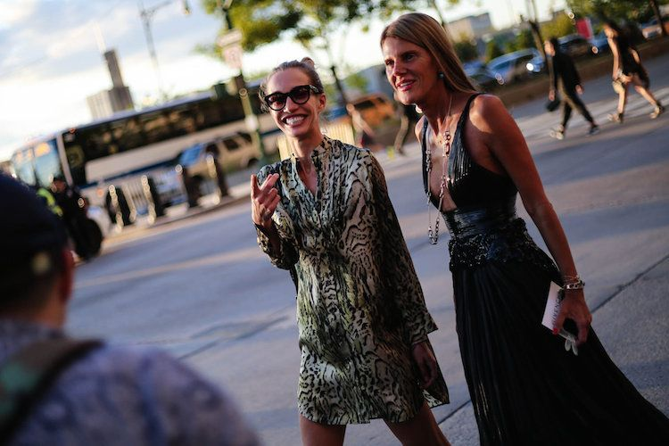 nyfw street style anna dello russo  #streetstyle #fashion #trends2016 #fashionstyle   http://www.bykoket.com/inspirations/category/trends/fashion