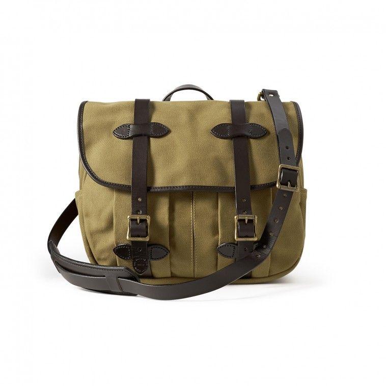 Medium Rugged Twill Field Bag With Images Field Bag Filson Bags Medium Bags