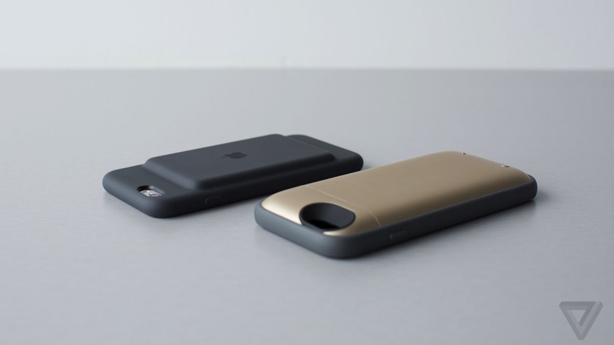 Is Apple's Smart Battery Case so goofy because it was designed around Mophie's patents?
