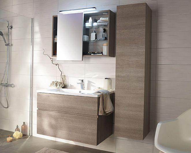 meuble salle de bain castorama