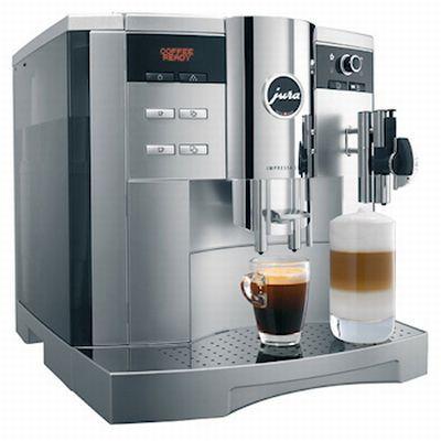 Jura Capresso Impressa One Touch Espresso Machine Coffee