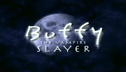 Buffy The Campire Slayer Logo Google Search Vampire Slayer Opening Credits Buffy The Vampire Slayer