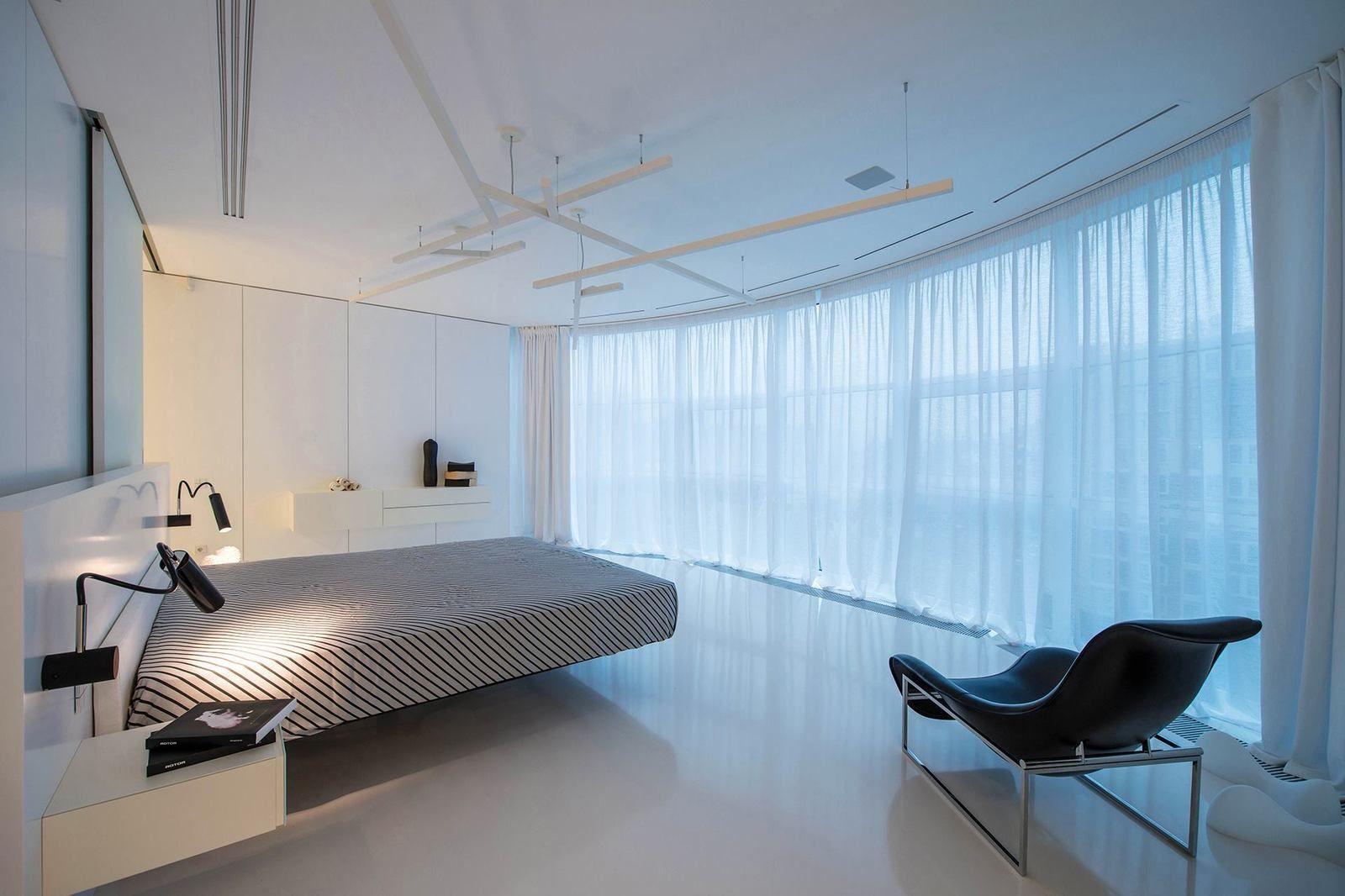 Gietvloer in de slaapkamer particuliere gietvloer projecten