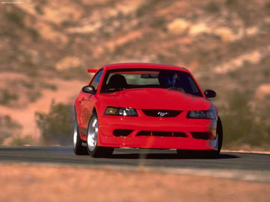 00 Ford Mustang Svt Cobra R By Knobiobiwan Ford Mustang Cobra