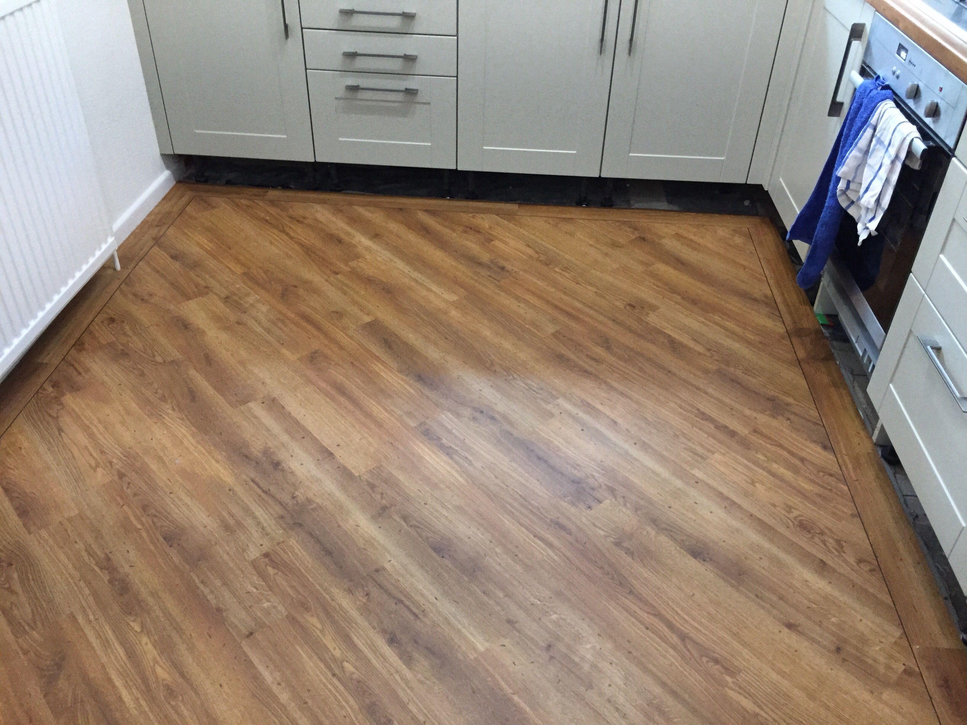 Karndean Knight Tile Victorian Oak By Touchwood Flooring Preston